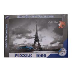 پازل 1000 تکه رینگ مدل Eiffel
