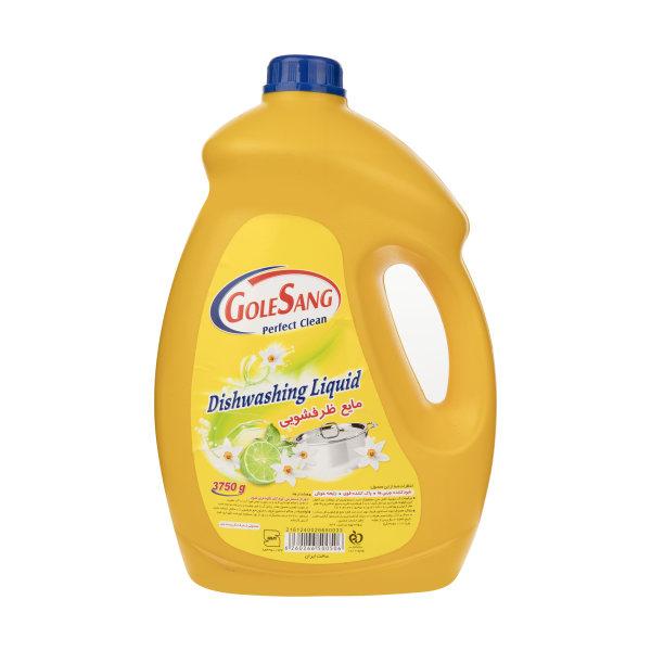 مایع ظرفشویی گل سنگ مدل Lemon مقدار 3750 میلی لیتر