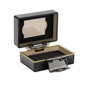 کیف محافظ باتری و کارت حافظه جی جی سی مدل BC-2XQD1 مناسب برای باتری دوربین نیکون EN-EL15