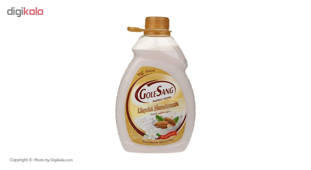 مایع دستشویی گل سنگ مدل Almond مقدار 2000 میلی لیتر main 1 1