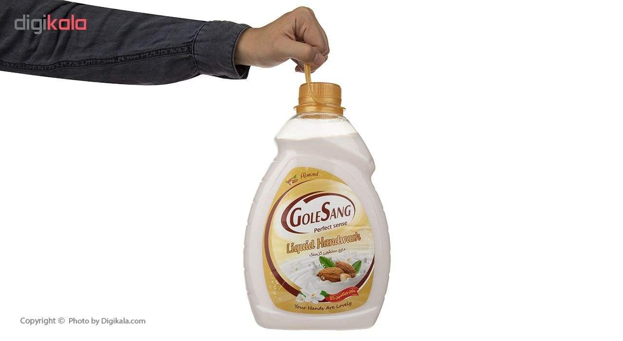 مایع دستشویی گل سنگ مدل Almond مقدار 2000 میلی لیتر main 1 3