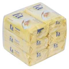 صابون شستشو فا مدل Vanilla Honey وزن 175 گرم بسته 6 عددی