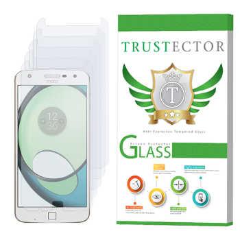 محافظ صفحه نمایش تراستکتور مدل GLS مناسب برای گوشی موبایل موتورولا Moto Z Play بسته 5 عددی