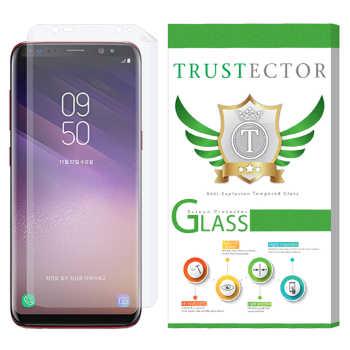 محافظ صفحه نمایش تراستکتور مدل GNF مناسب برای گوشی موبایل Galaxy S9 Plus