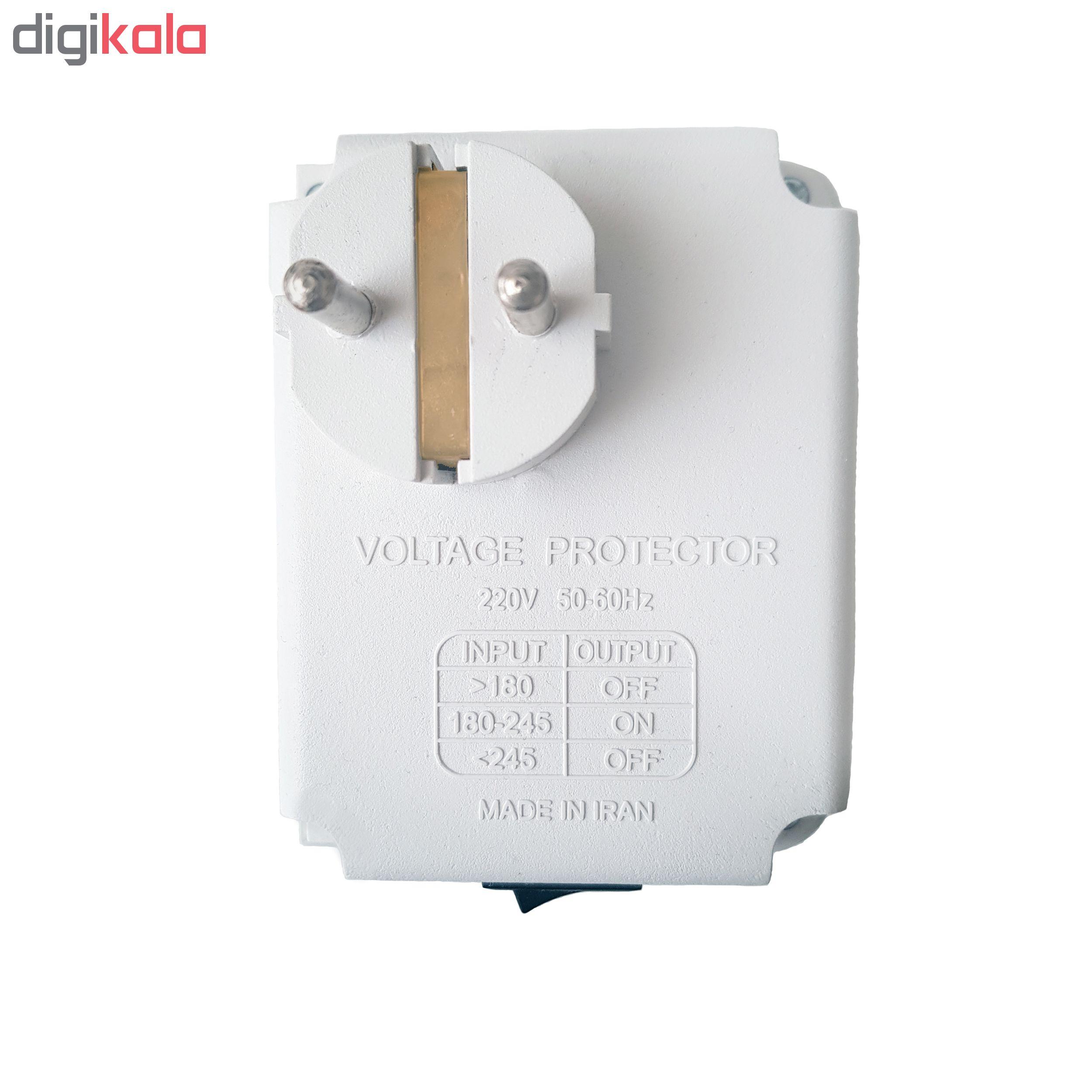 محافظ ولتاژ آریا مدل 1001