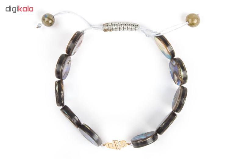 دستبند طلا 18 عیار زنانه ریسه گالری مدل Ri3-S1130