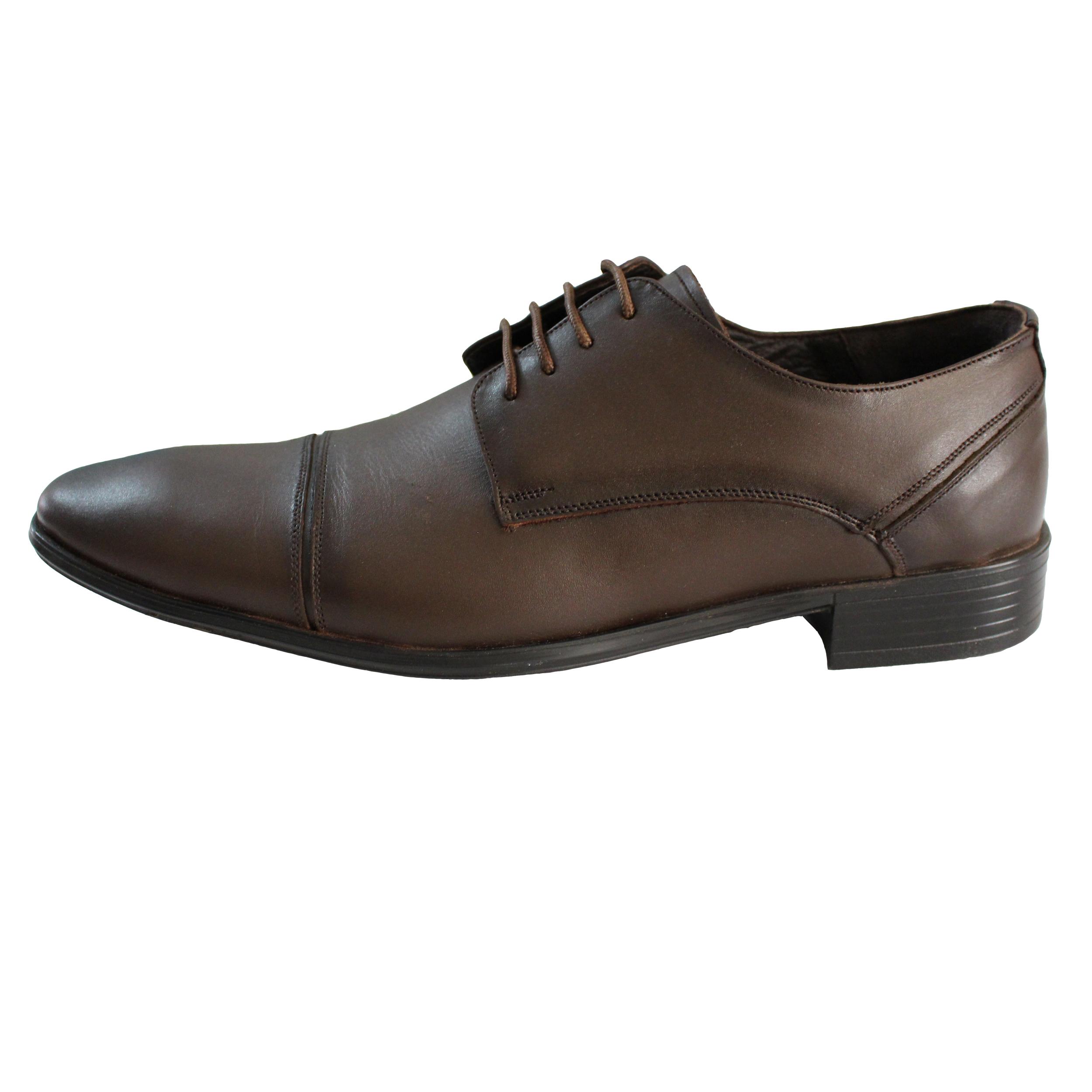 کفش مردانه مدل شمس کد 501