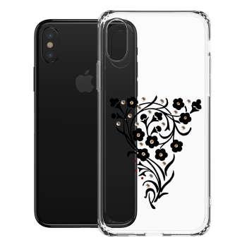 کاور کی اچ کد 211  مناسب برای گوشی موبایل اپل iPhone XS/X