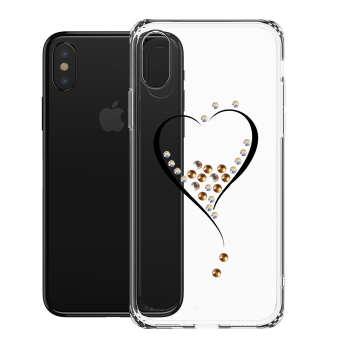 کاور کی اچ کد 212 مناسب برای گوشی موبایل اپل iPhone XS/X