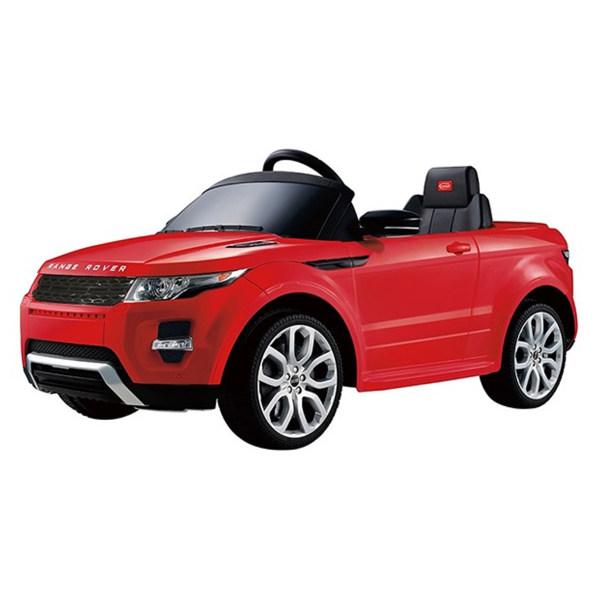 ماشین بازی سواری راستار مدل Land Rover Range Rover Evoque 81400