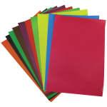 کاغذ رنگی مدل C10 سایز 24×34 سانتی متر بسته 20 عددی thumb