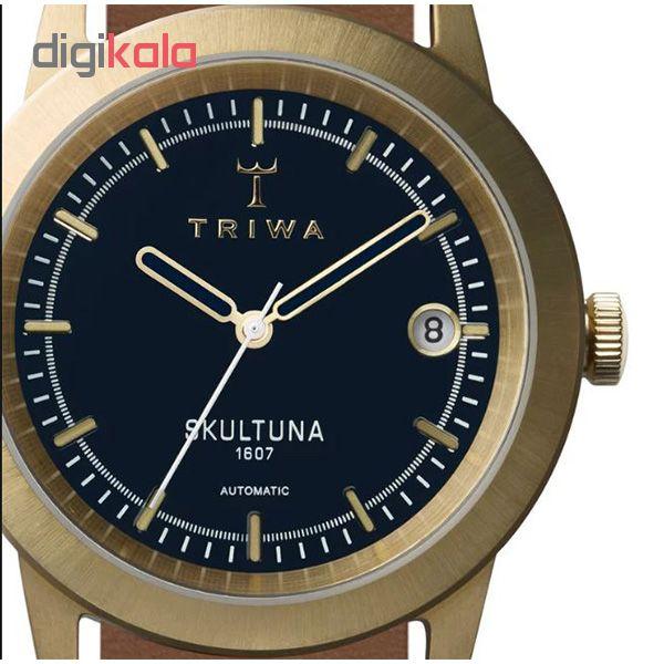 ساعت مچی عقربه ای تریوا مدل X Skultuna III