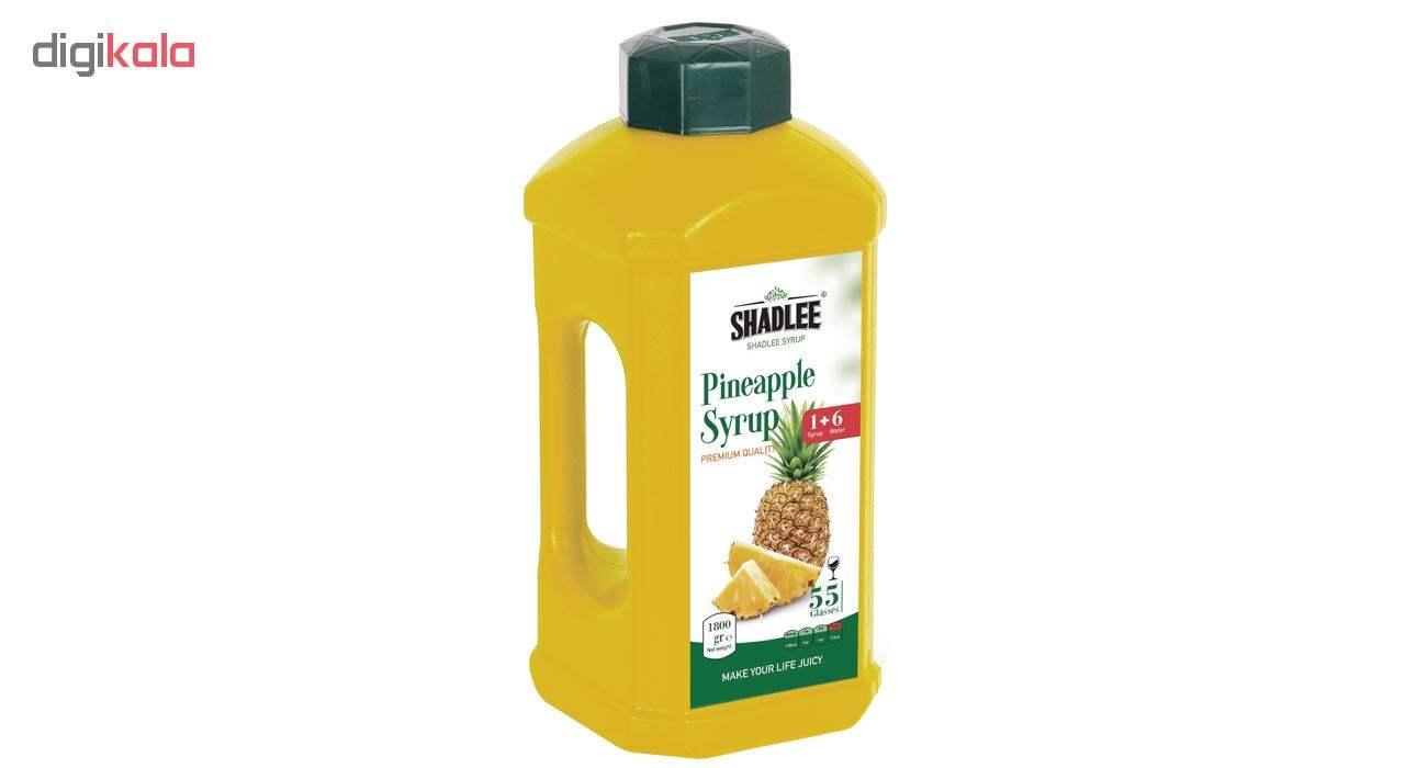 شربت آناناس شادلی مقدار 1800 گرم main 1 3