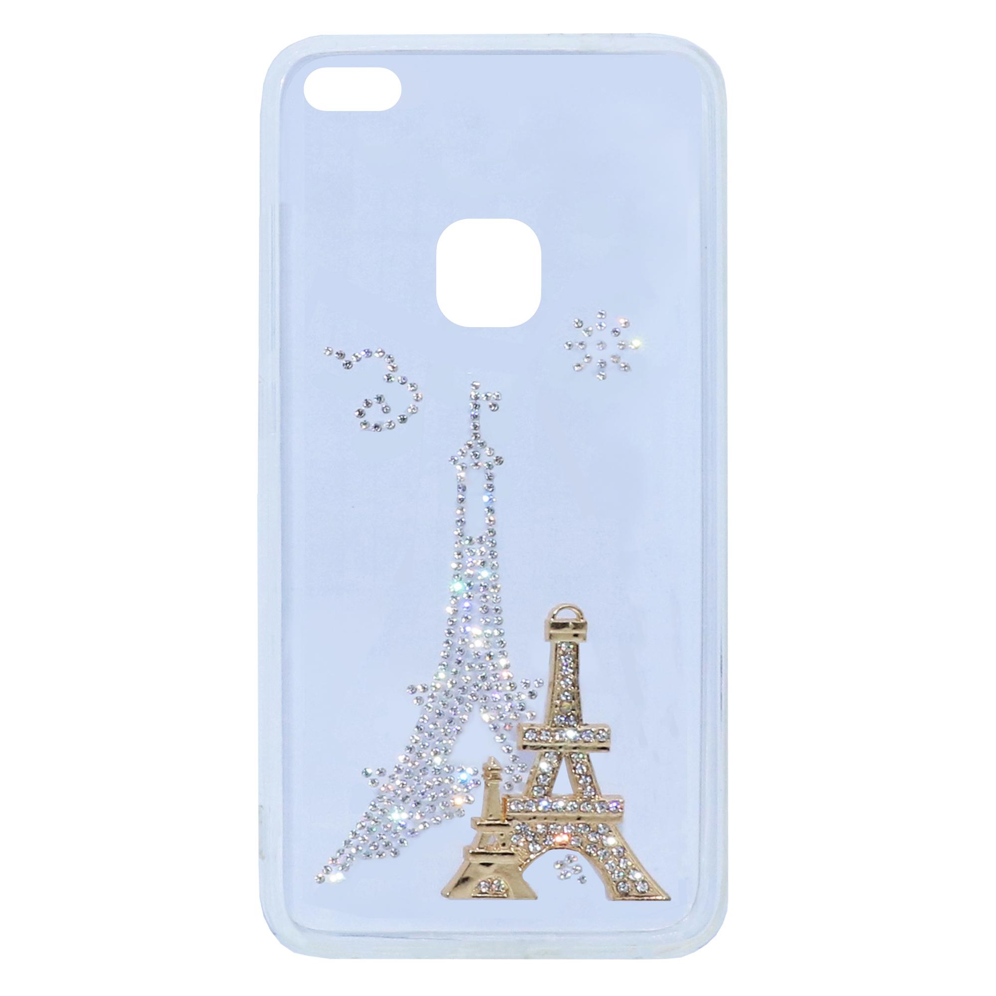 کاور گود طرح Eiffel مدل g-1 مناسب برای گوشی موبایل هوآوی P10 Lite              ( قیمت و خرید)