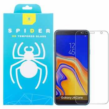 محافظ صفحه نمایش اسپایدر مدل light مناسب برای گوشی موبایل سامسونگ Galaxy J4 Core
