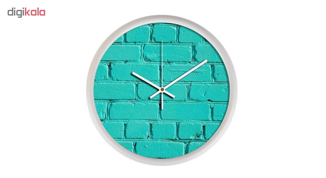 ساعت دیواری مینی مال لاکچری مدل 35Dio3_0088 main 1 1