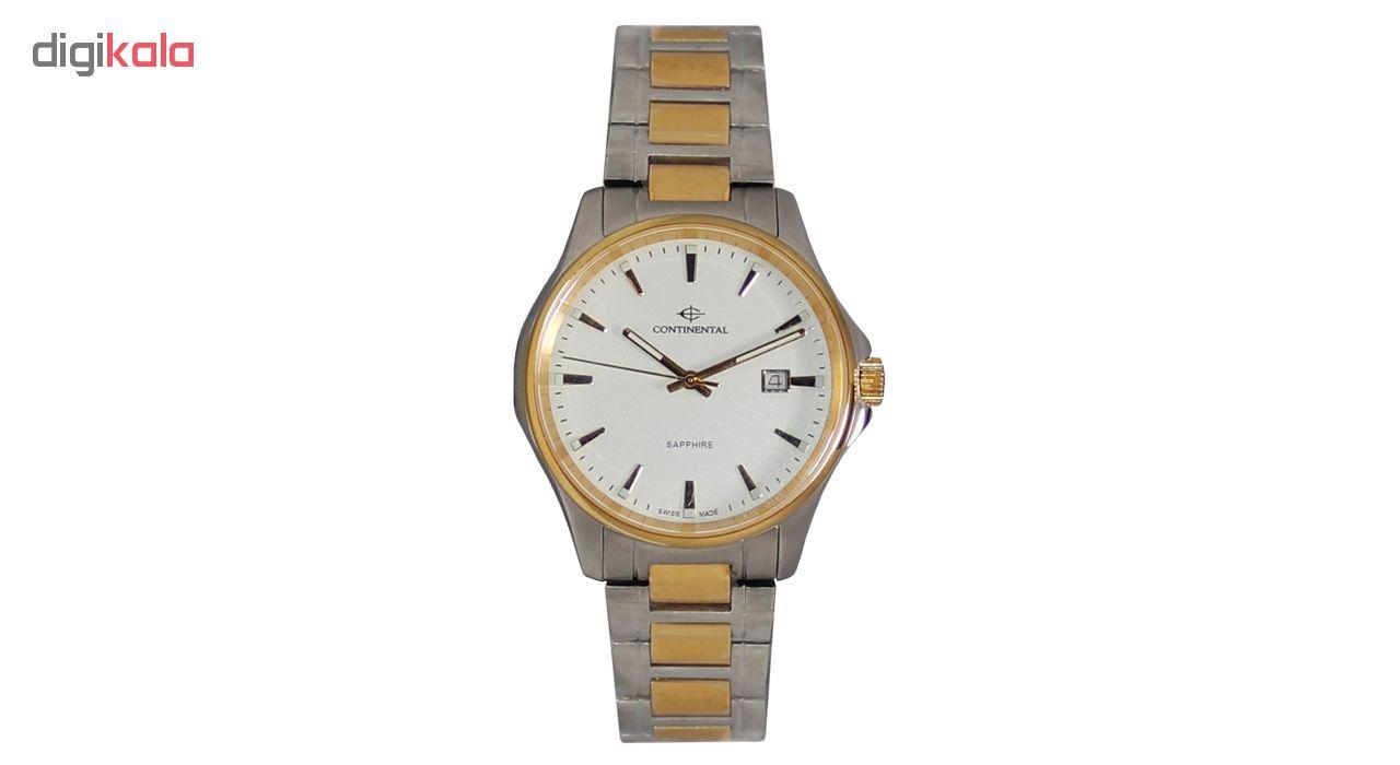 ساعت مچی عقربه ای مردانه کنتیننتال مدل 14203-147