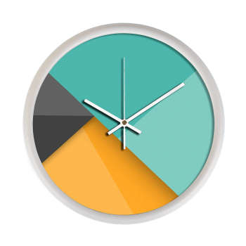 ساعت دیواری مینی مال لاکچری مدل 35Dio3_0099