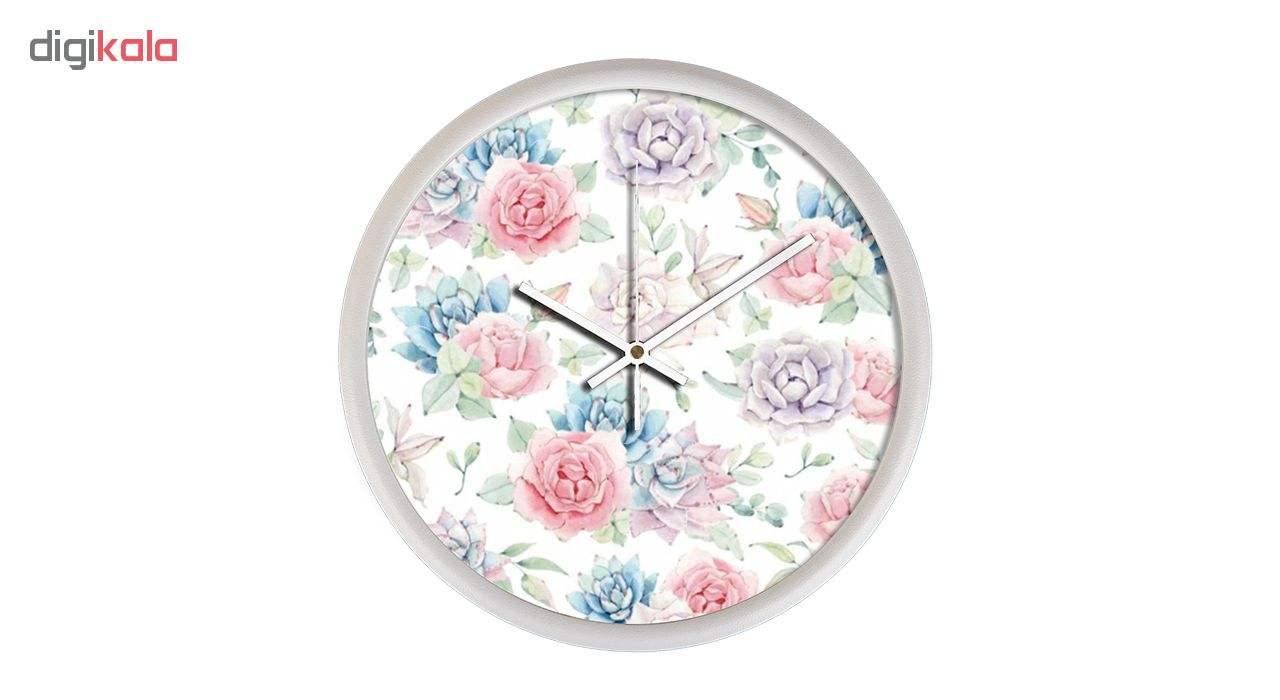ساعت دیواری مینی مال لاکچری مدل 35Dio3_0103 main 1 1