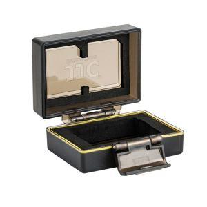 کیف محافظ باتری و کارت حافظه جی جی سی مدل BC-NPFW50 مناسب برای دوربین سونی FW50