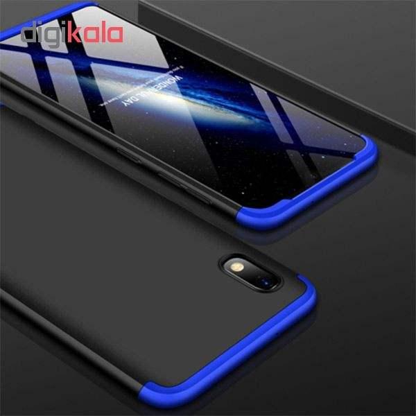 کاور 360 درجه جی کی کی مدل G-02 مناسب برای گوشی موبایل سامسونگ Galaxy A10 main 1 3