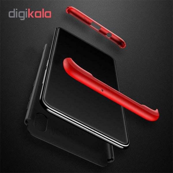 کاور 360 درجه جی کی کی مدل G-02 مناسب برای گوشی موبایل سامسونگ Galaxy A10 thumb 5