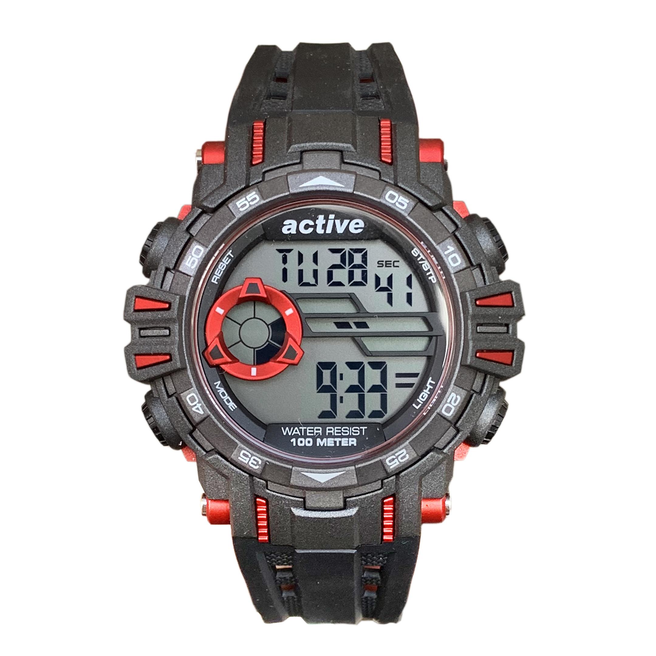 ساعت مچی دیجیتال مردانه اکتیو مدل yp15671-01