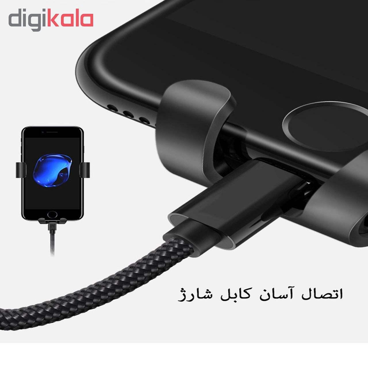 پایه نگهدارنده گوشی موبایل یسیدو مدل C44 thumb 9