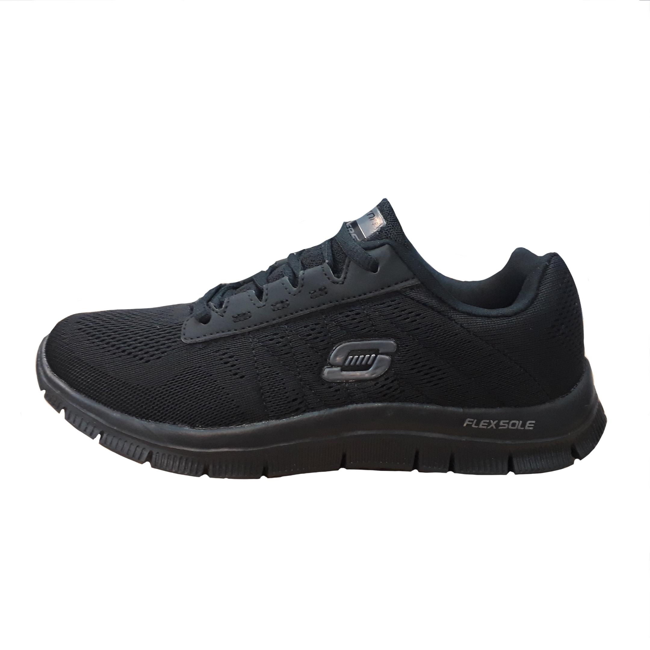 کفش مخصوص پیاده روی زنانه اسکچرز مدل Flexsole
