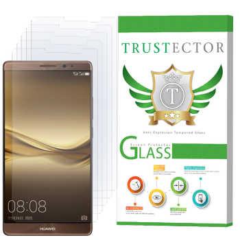 محافظ صفحه نمایش تراستکتور مدل GLS مناسب برای گوشی موبایل هوآوی Mate 8 بسته 5 عددی