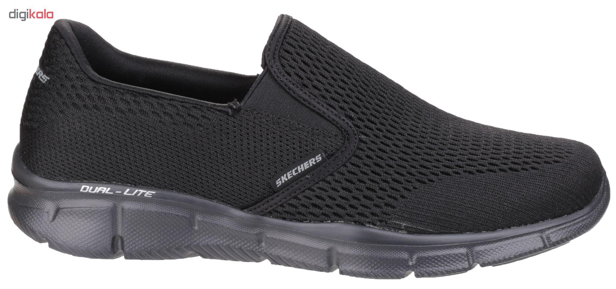 کفش مخصوص پیاده روی مردانه اسکچرز مدل 51509 BBK