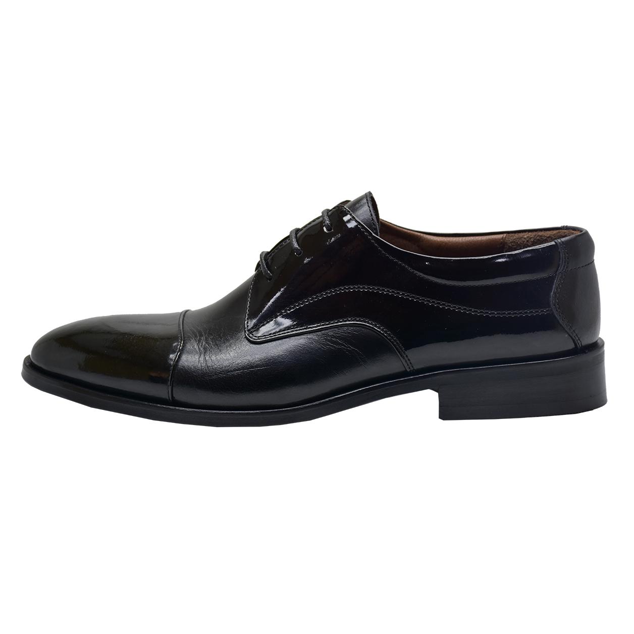 کفش مردانه رسا چرم کد 300