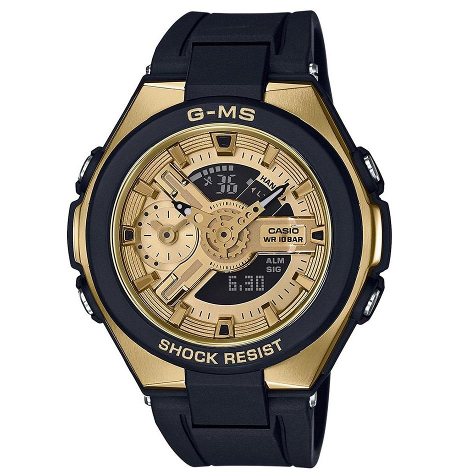 ساعت مچی عقربه ای زنانه کاسیو  مدل  MSG-400G-1A2DR
