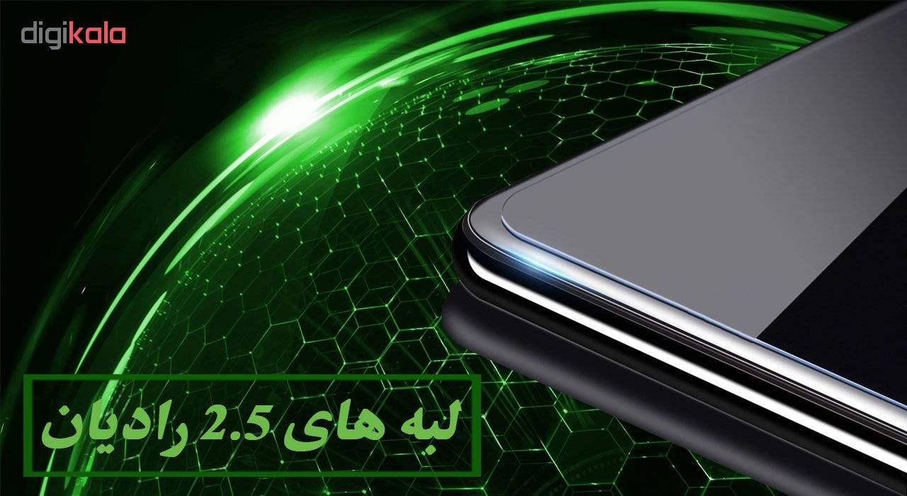 محافظ صفحه نمایش تراستکتور مدل GLS مناسب برای گوشی موبایل سامسونگ Galaxy Note 4 بسته 5 عددی thumb 8