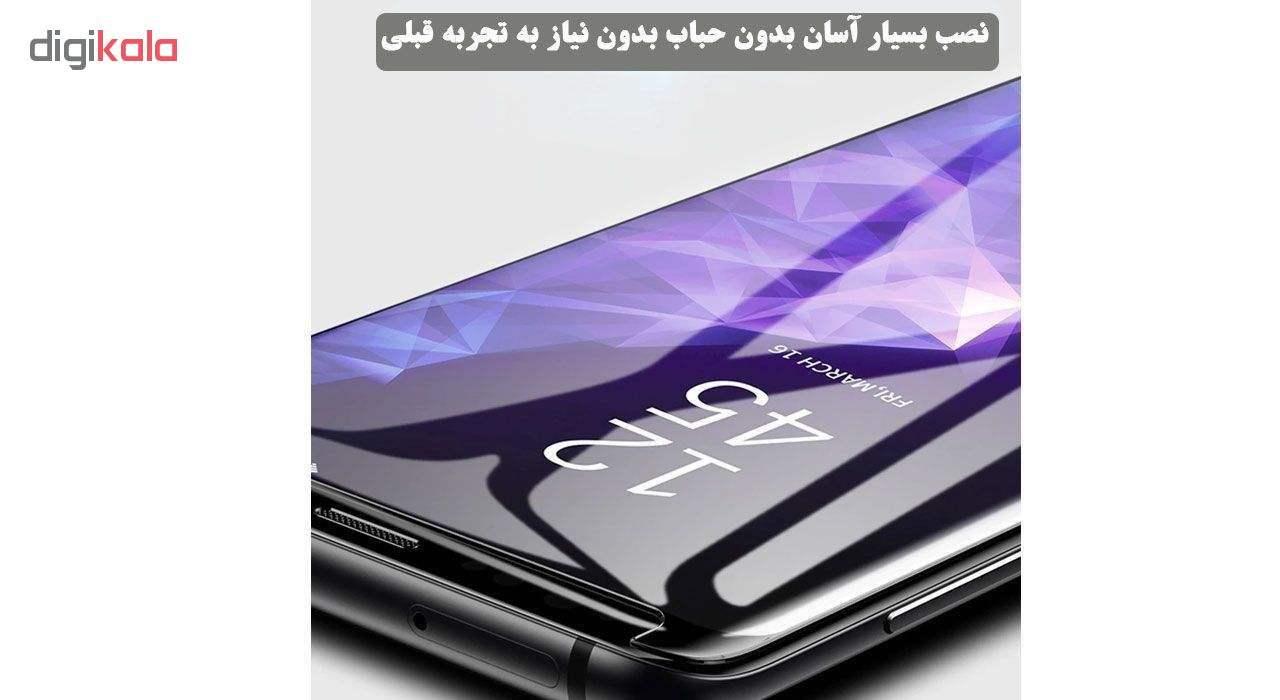 محافظ صفحه نمایش یووی لایت ورکس مدل LMT1 مناسب برای گوشی موبایل سامسونگ Galaxy Note 9 main 1 3
