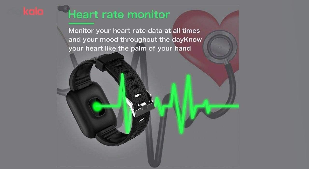 مچ بند هوشمند مدل Sustained Heart Rate main 1 9
