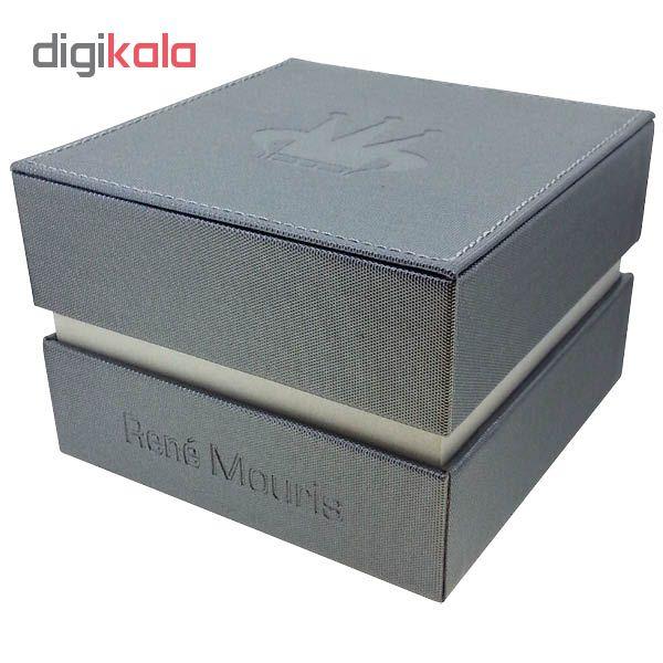 ساعت مچی عقربه ای زنانه رنه موریس مدل Dream1  50108 RM3