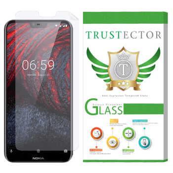 محافظ صفحه نمایش تراستکتور مدل GNF مناسب برای گوشی موبایل نوکیا X6 / 6.1 Plus