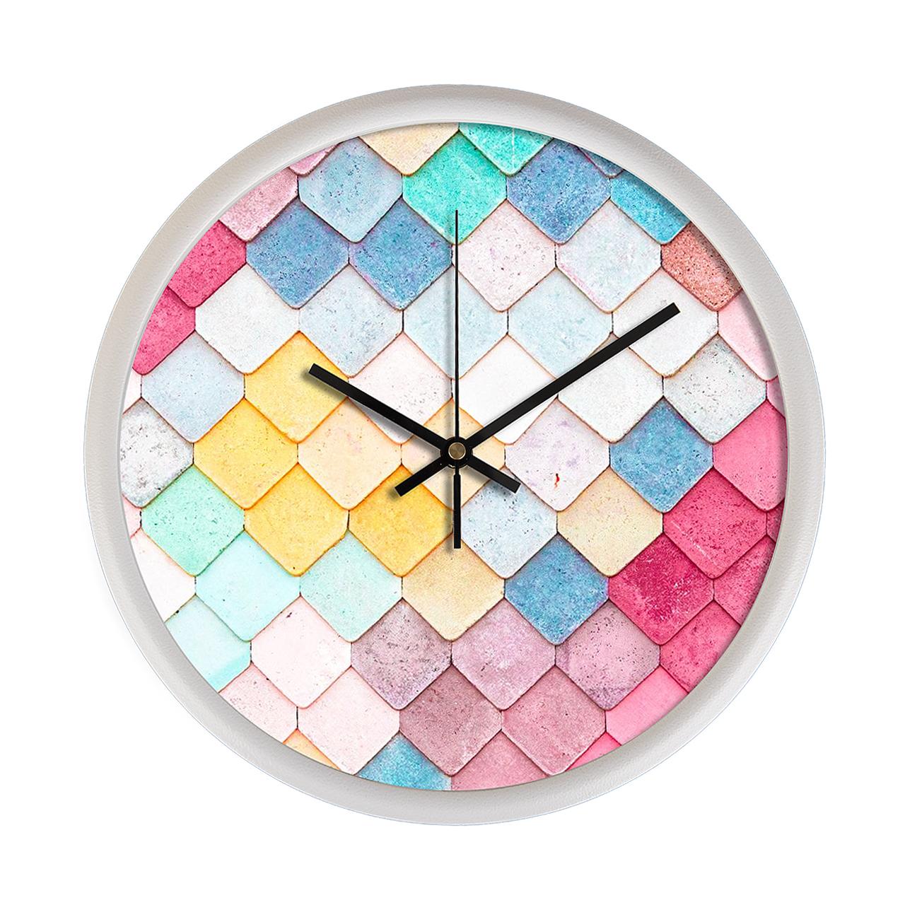 ساعت دیواری مینی مال لاکچری مدل 35Dio3_0119