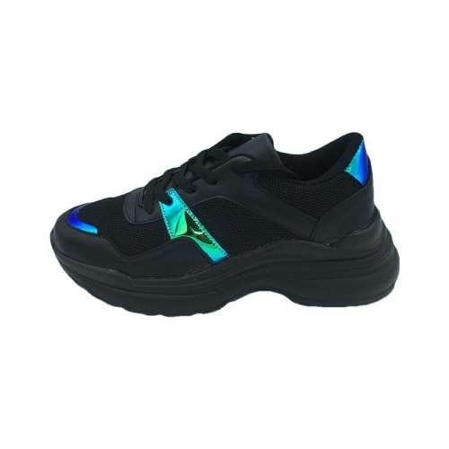 کفش مخصوص پیاده روی زنانه مدل ho 01 رنگ مشکی