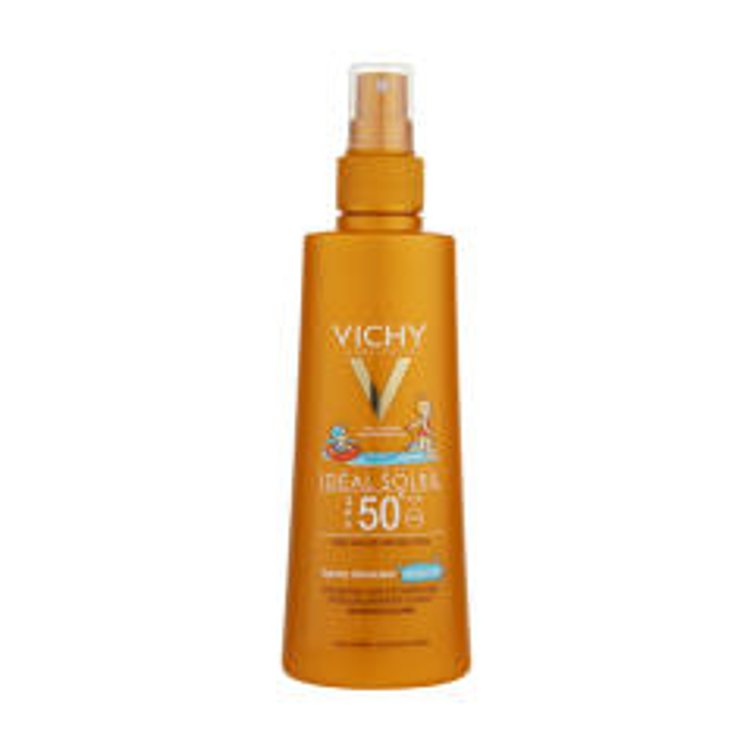 قیمت اسپری ضد آفتاب کودک ویشی سری Ideal Soleil حجم 200 میلی لیتر