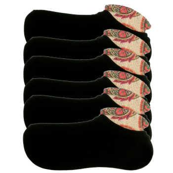 جوراب مردانه کد 1416 بسته 6 عددی