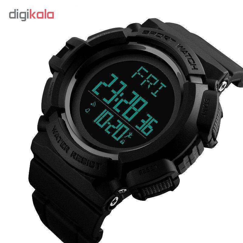 ساعت مچی دیجیتال مردانه اسکمی کد 1339