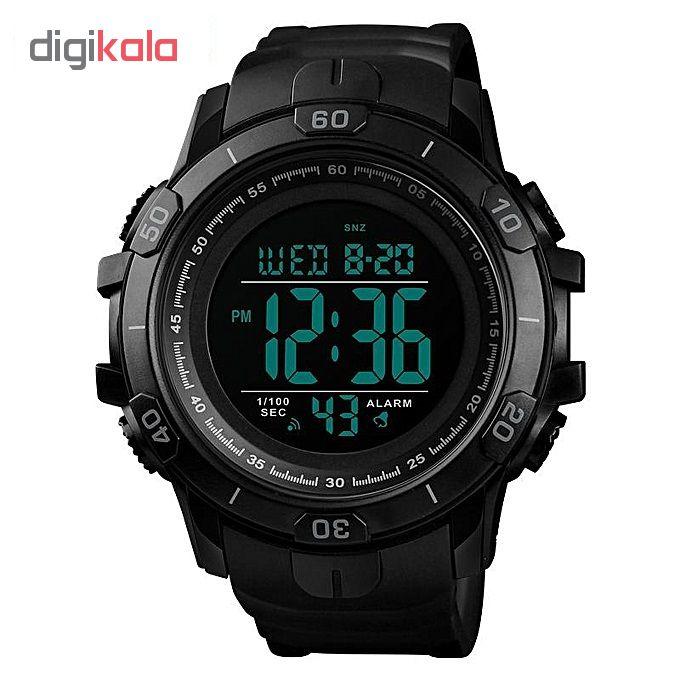 ساعت مچی دیجیتال مردانه اسکمی کد 1475             قیمت