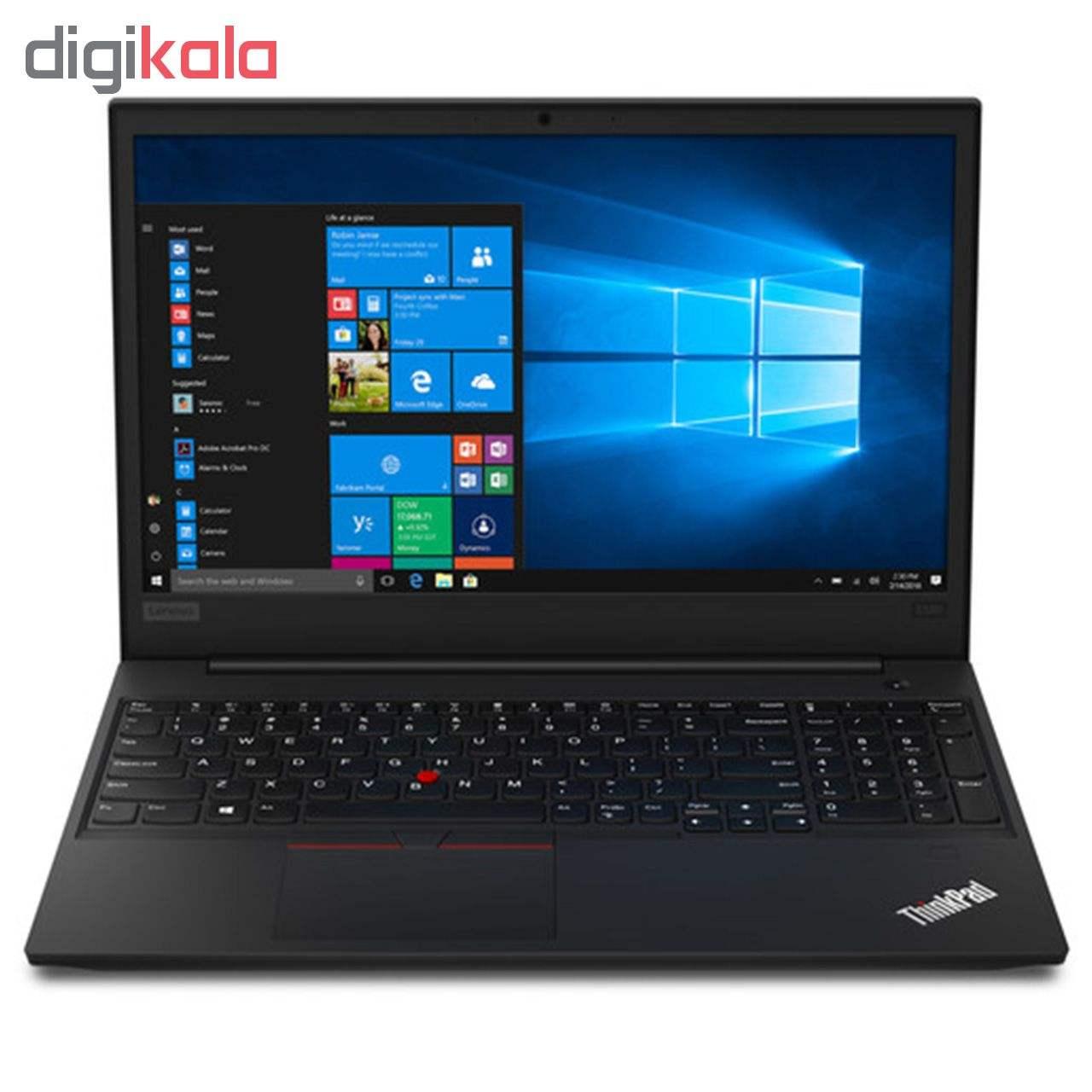 لپ تاپ 15.6 اینچی لنوو مدل ThinkPad E590 - A thumb 1