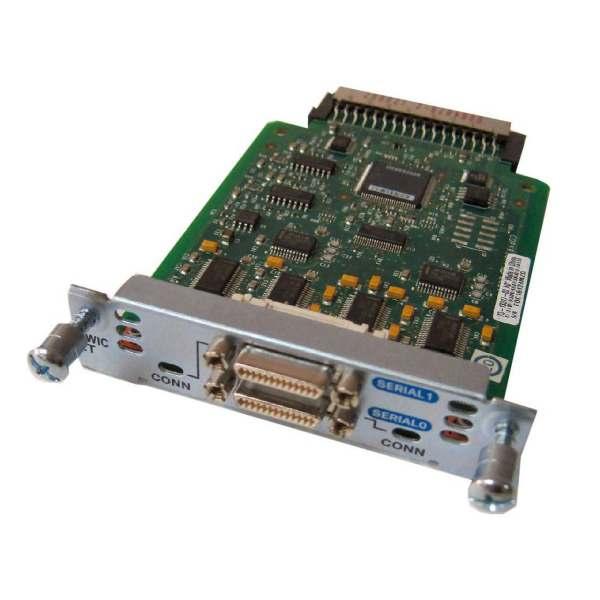 ماژول شبکه سیسکو مدل WIC-2T