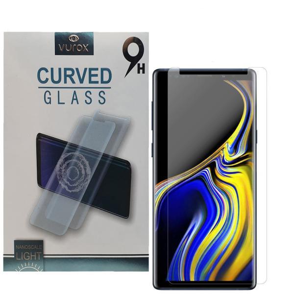 محافظ صفحه نمایش یووی لایت ورکس مدل LMT1 مناسب برای گوشی موبایل سامسونگ Galaxy Note 9
