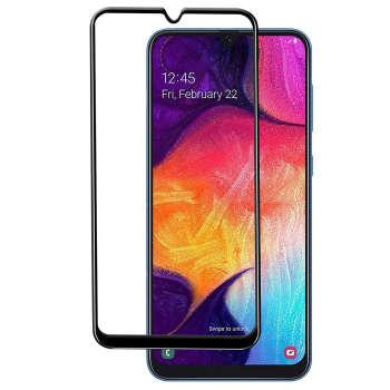 محافظ صفحه نمایش نیکسو مدل FG مناسب برای گوشی موبایل سامسونگ Galaxy A50 بسته سه عددی