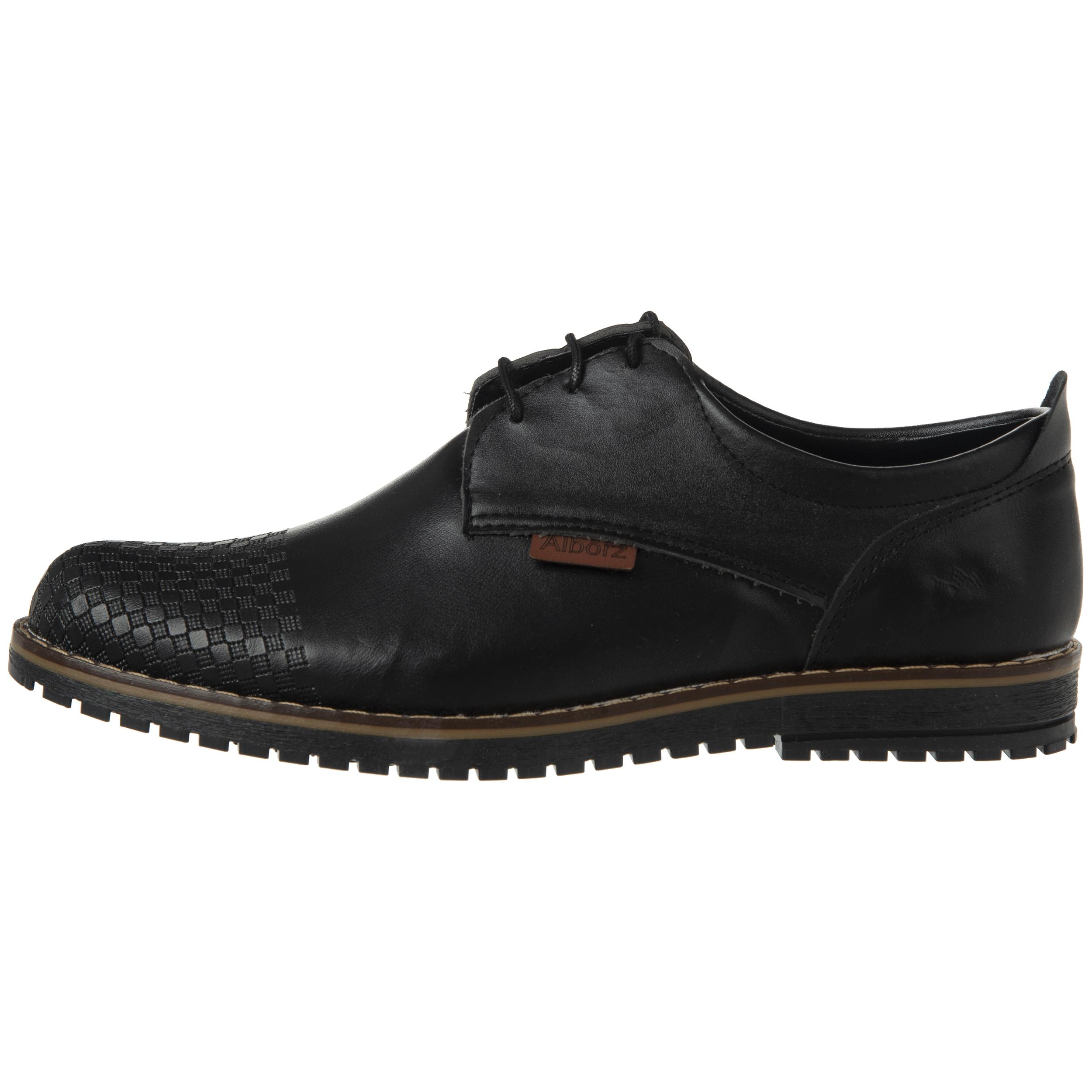 کفش رسمی مردانه البرز مدل K.baz.032