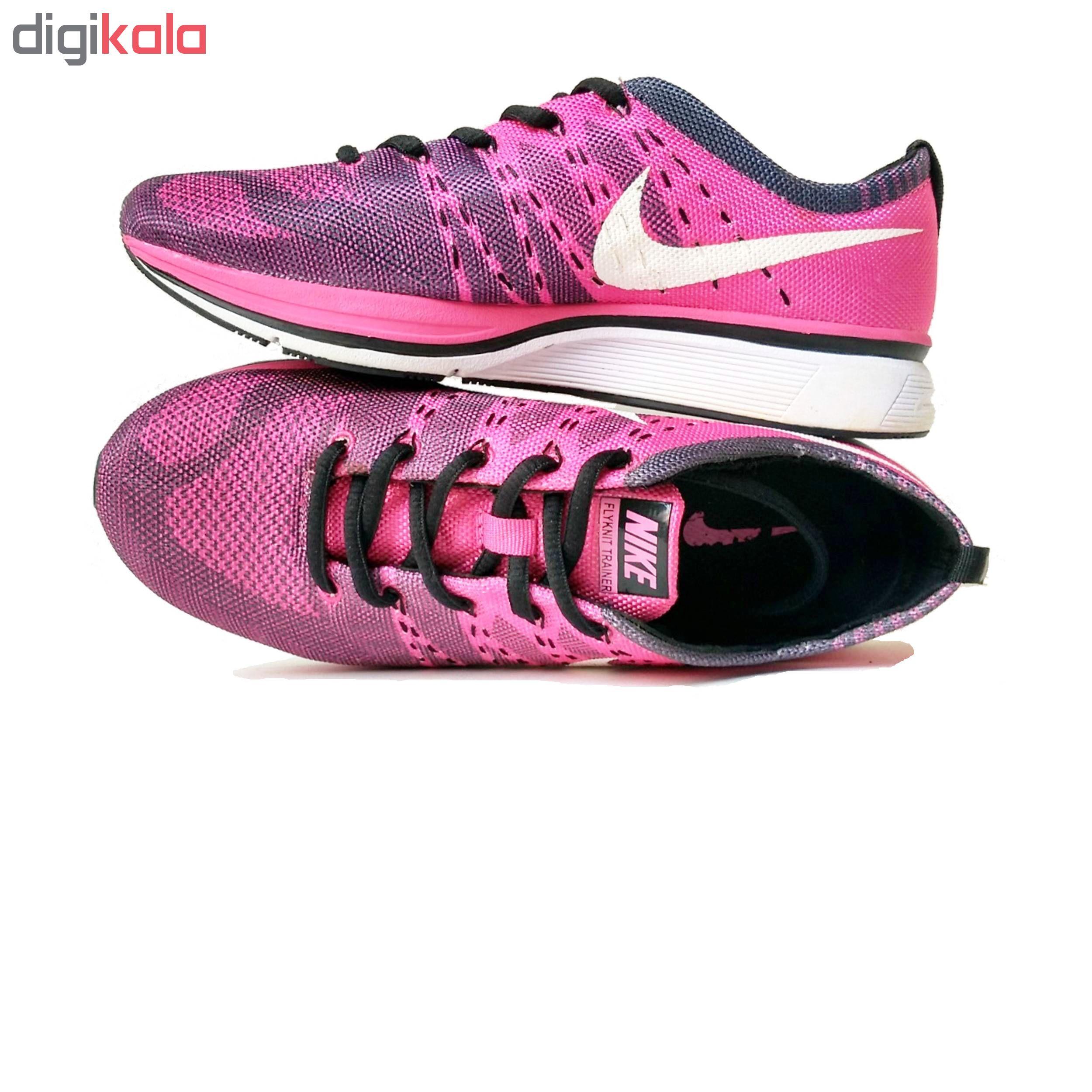کفش مخصوص پیاده روی زنانه نایکی مدل NIKE FLYKNIT TRAINER